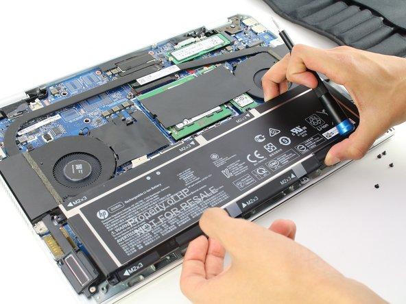 HP EliteBook 1050 G1 Battery Replacement