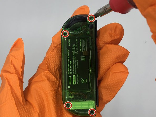 Nintendo Switch Right Joy-Con Shell Replacement