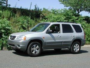 2000-2007 Mazda Tribute Repair