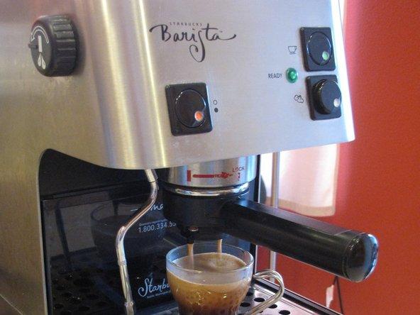 Schematic and Troubleshooting Starbucks Barista SIN 006