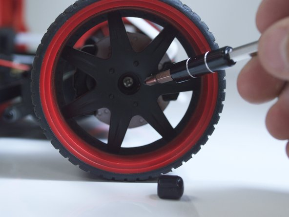X-Street STR Viper Wheel Replacement