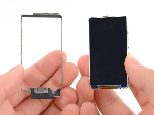 iPod Nano 7th Generation Display Replacement
