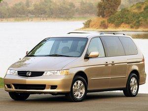 1999-2004 Honda Odyssey Repair