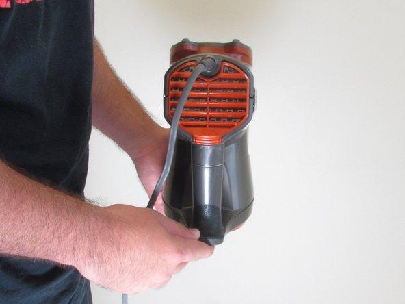 Shark Rocket HV301 Fan Replacement
