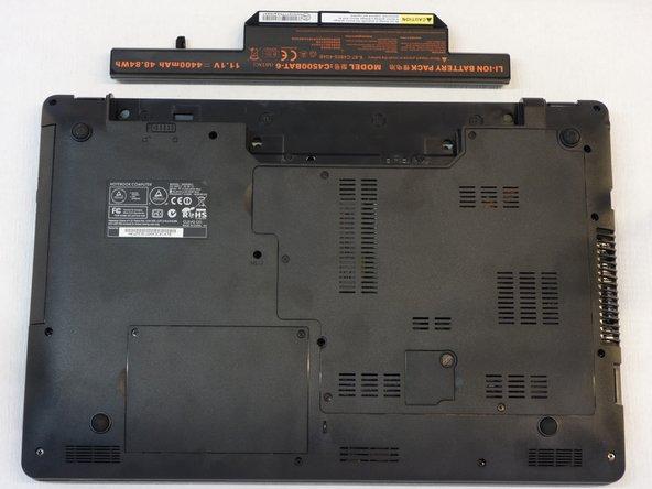 Retirer Batterie why! W253EU