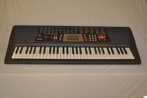 Casio CTK-501 Digital Keyboard Troubleshooting