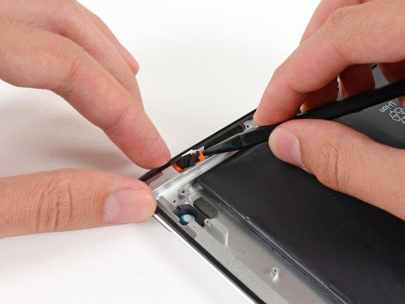 iPad 3 Wi-Fi Rotation Lock/Mute Switch Replacement