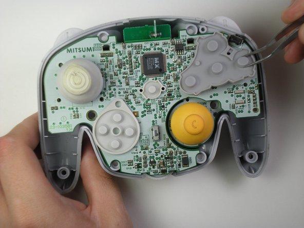 Nintendo WaveBird Wireless Controller Motherboard Replacement
