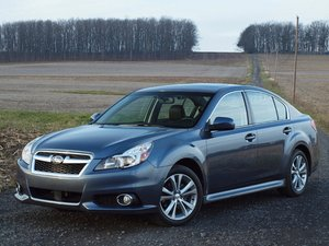 2010-2014 Subaru Legacy Repair