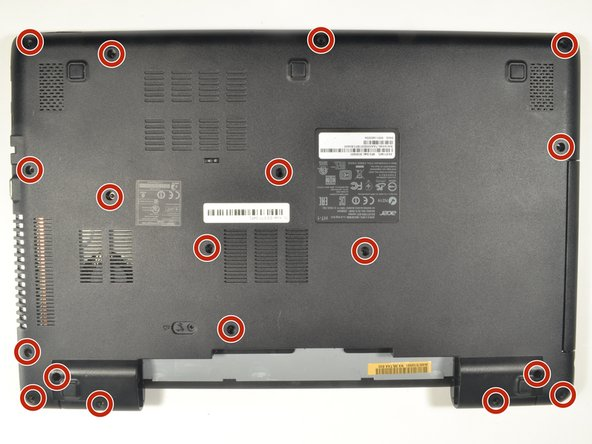 Acer E5-571-54FL Keyboard Replacement