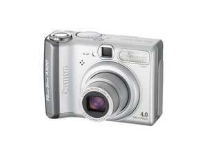 Canon PowerShot A Series Repair