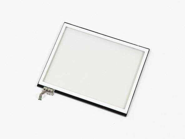 Nintendo DSi Touchscreen Replacement