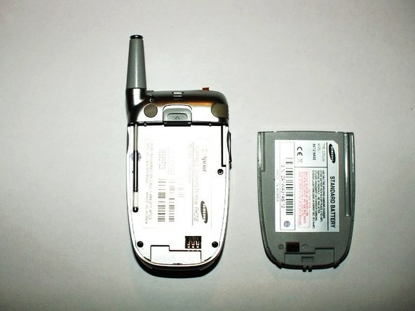 Samsung SPH-A660 Battery Replacement
