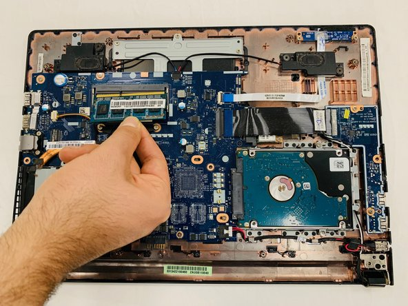 Lenovo Ideapad S415 Touch RAM Replacement