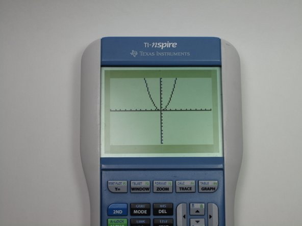 Calculator is Stuck While Graphing
