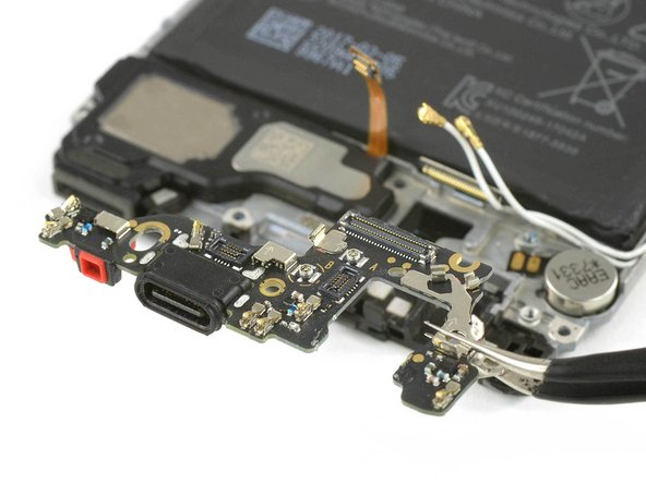 Huawei P10 Plus Charging board Replacement
