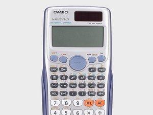 Casio FX-991ES Plus Repair