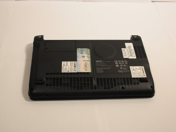 Acer Aspire One ZG5 Battery Replacement