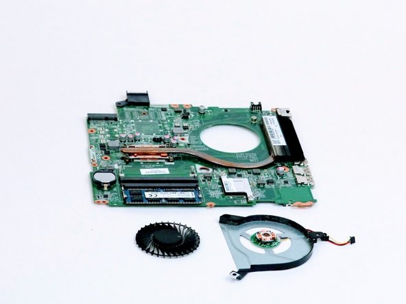 HP Beats Special Edition 15-p390nr Fan Replacement