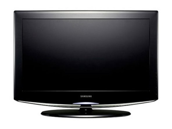 How to remove the Samsung LA40R81BD 40in LCD TV rear cover