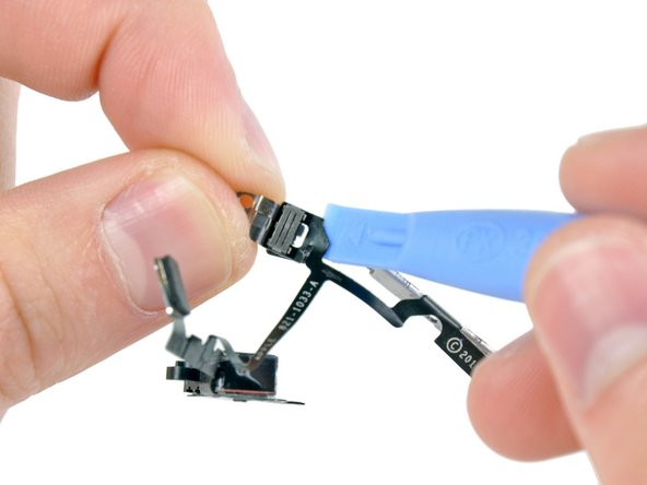 If you are not replacing the headphone jack assembly with a new unit, skip this step.