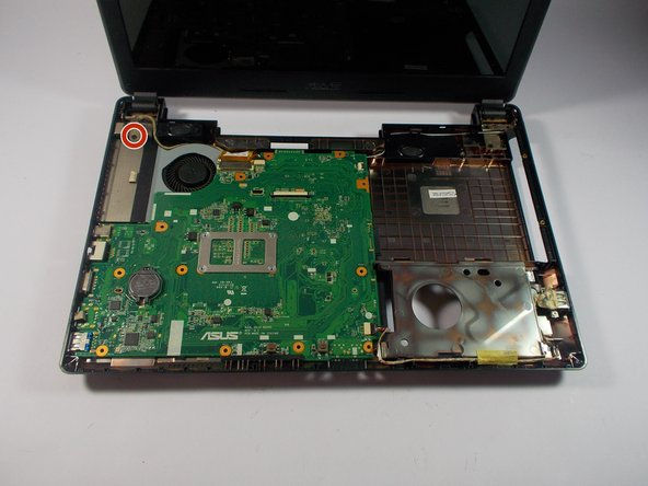 ASUS X44H-BBR4 MotherBoard Replacement