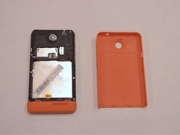 GeeksPhone Keon Battery Replacement