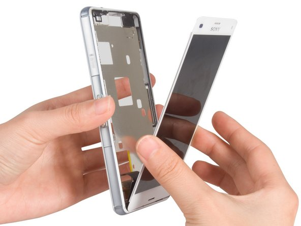 Sony Xperia Z3 Compact Midframe Replacement