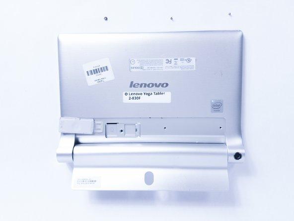 Remplacement de la caméra du Lenovo Yoga Tablet 2 830-F
