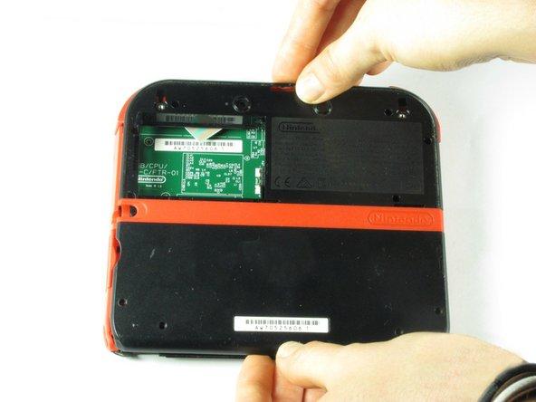 Sostituzione del Pannello Posteriore del Nintendo 2DS