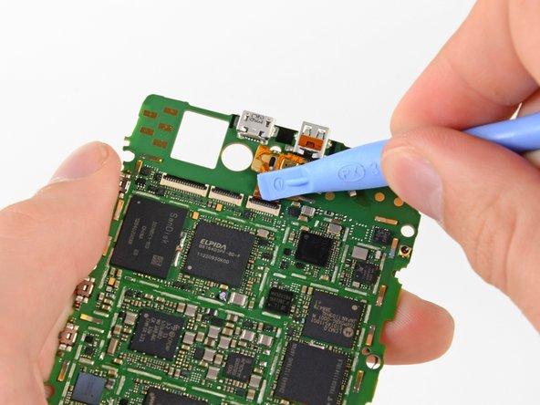 Motorola Droid RAZR Earpiece Speaker Replacement