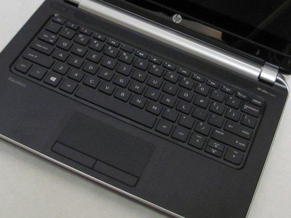 HP Pavilion Touchsmart 11z-e000 Keyboard Replacement