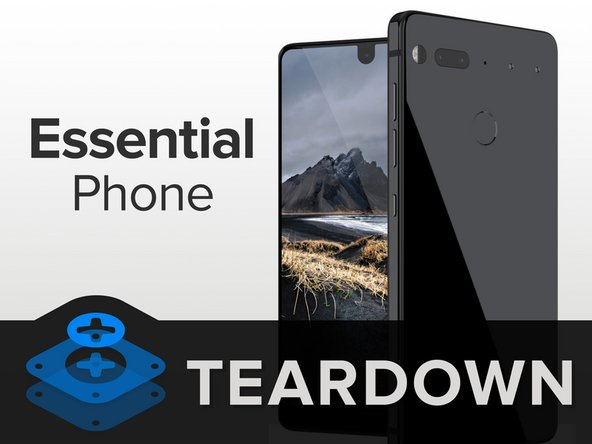 Here are the Essential Phone's essentials:
