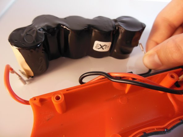 Black and Decker Pivot Plus PD600 Battery Replacement
