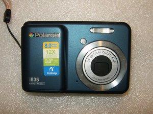 Polaroid i835 Repair