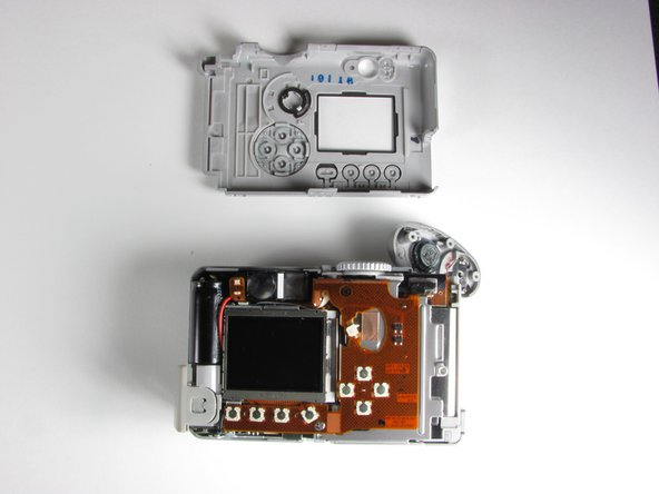 The interior of the camera should look like this.