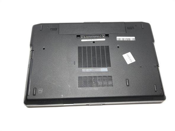 Dell Latitude E6530 Battery Replacement