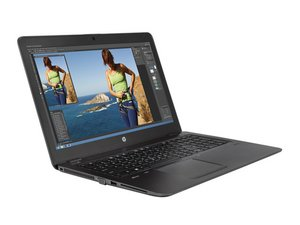 HP ZBook 15u G4 Repair