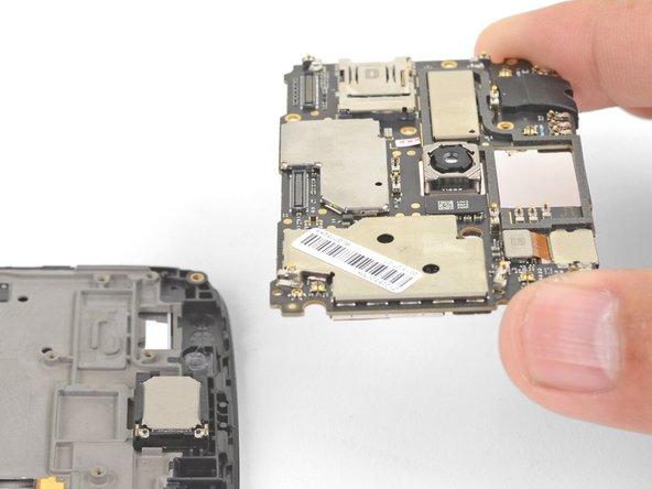 Remplacement de la carte mère du Motorola Moto E4 Plus