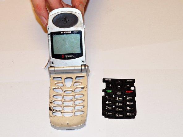 Samsung SCH-8500 Keypad Replacement