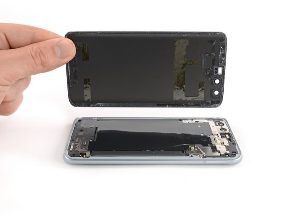 Huawei Honor 9 Rear Glass Removal