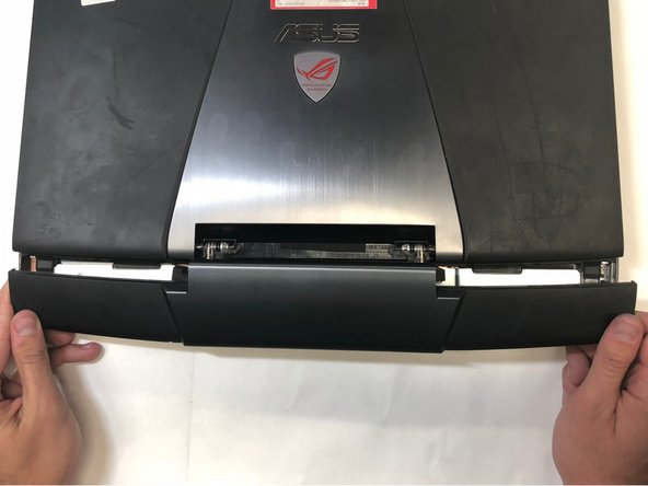 Asus ROG G751JL-DS71 Top Rear Panel Replacement