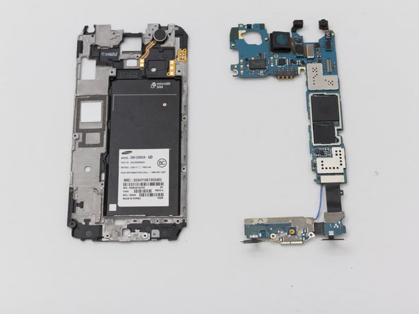 Samsung Galaxy S5 Motherboard Replacement