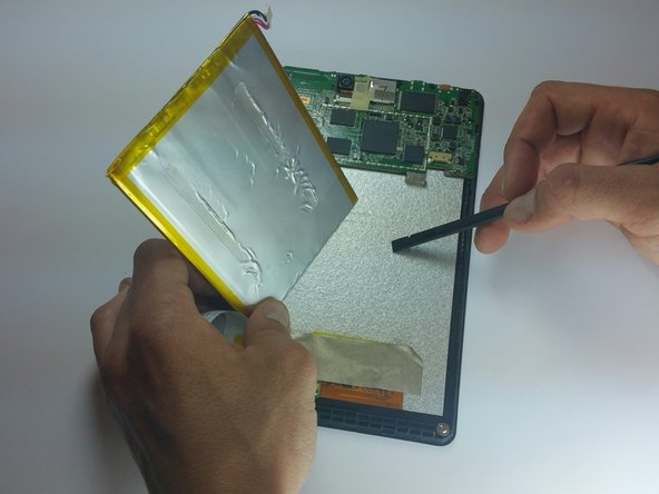 Nextbook 8 Battery Replacement