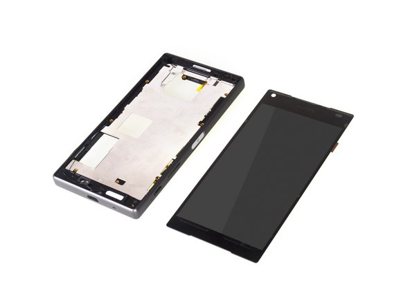 Sony Xperia Z5 Compact LCD Screen Assembly Replacement