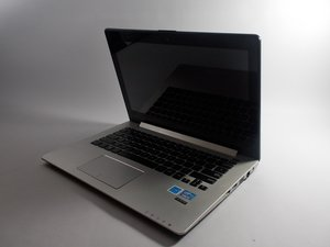 ASUS VivoBook S300CA-BBI5T01 Repair