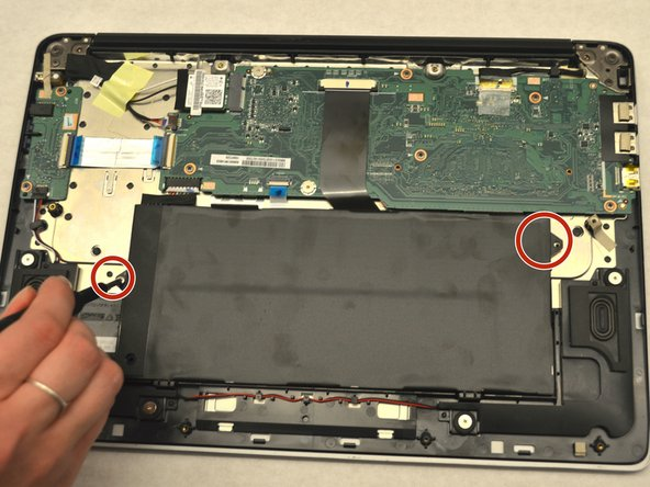 Acer Chromebook 14 CB3-431-C3WS Battery Replacement