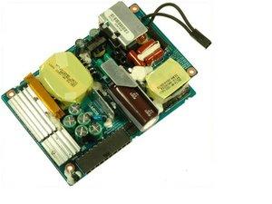 "iMac Intel 20"" EMC 2210 Power Supply Output Voltage Test"