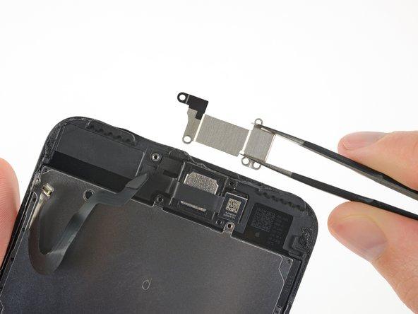Remove the earpiece speaker bracket.
