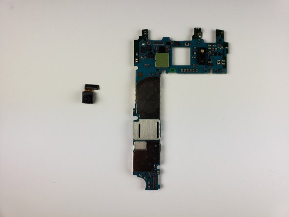 Samsung Galaxy S7 Active  Front Camera Replacement